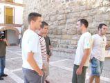 Colocación de nidos para Cernicalos. 19 de Agosto de 2008 2