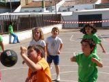 Competiciones deportivas entre colegios mengibareños 100