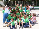 Competiciones deportivas entre colegios mengibareños 80