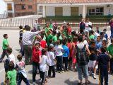 Competiciones deportivas entre colegios mengibareños 83