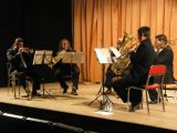 Concierto de Año Nuevo. Quinteto de Metales