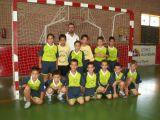 Copa Diputación de Fútbol Sala. Final Prebenjamines
