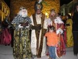 Día de Reyes. Cabalgata 70