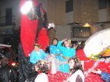 Día de Reyes. Turbo-Cabalgata 70