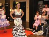 Desfile de Batas Flamencas. Semana de la mujer . 7 de marzo de 2009 17
