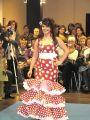 Desfile de Batas Flamencas. Semana de la mujer . 7 de marzo de 2009 36