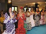 Desfile de Batas Flamencas. Semana de la mujer . 7 de marzo de 2009 42