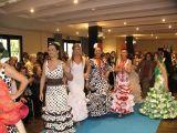Desfile de Batas Flamencas. Semana de la mujer . 7 de marzo de 2009 44
