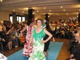 Desfile de Batas Flamencas. Semana de la mujer . 7 de marzo de 2009 45