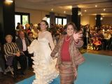 Desfile de Batas Flamencas. Semana de la mujer . 7 de marzo de 2009 46