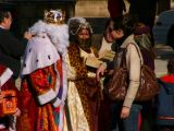 Dia de Reyes. Guardería infantil