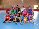 Entrega de trofeos de diversas actividades deportivas