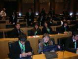 ESTUDIANTE DEL IES ALBARIZA EN EL CONGRESO DE LOS DIPUTADOS