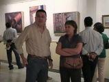 Exposición de Alfredo Pareja Burgos