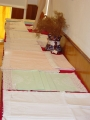 Exposición de encaje de bolillos 34