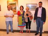 Exposición de Mª  de la Cabeza Arellano