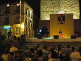Fiestas de La Malena 2008. Día 23 de julio.Actuaciñon de Mariani Galdón 1