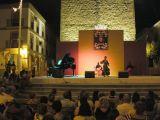Fiestas de La Malena 2008. Día 23 de julio.Actuaciñon de Mariani Galdón 2