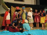 Pórtico de Feria 2008. Grupo de Teatro