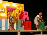 Pórtico de Feria 2005. Grupo de teatro