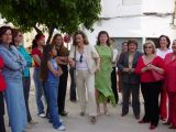Inauguración del Monumento a la Mujer Trabajadora 5