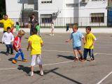 Juegos Deportivos entre colegios de Mengíbar 90