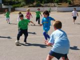 Juegos Deportivos entre colegios de Mengíbar 98