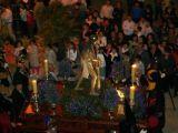 Jueves Santo. Jesús Amarrado a la Columna