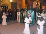 Jueves Santo. Jesus amarrado a la Columna 14