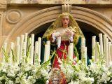 Jueves Santo. Traslado de la Virgen de la Amargura 32