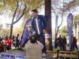 Club de atletismo Liebre, en el Maratón de las Minas (Linares)