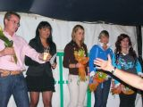 Elección Rey y Reina  de las fiestas 2008