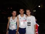 16/01/07. Atletas de Mengíbar en la carrera internacional