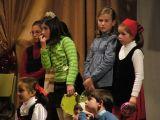 Parroquia Inmaculada.Fiesta de Navidad, de los niños de catequesis.