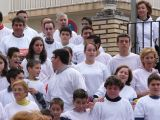 Primera Marcha Urbana Parroquia Inmaculada 143
