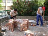 Pórtico de Féria 2006. Concurso de Albañilería 10