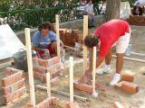 Pórtico de Féria 2006. Concurso de Albañilería 12