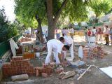 Pórtico de Féria 2006. Concurso de Albañilería 15