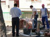 Pórtico de Féria 2006. Concurso de Albañilería 19