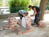 Pórtico de Féria 2006. Concurso de Albañilería 22