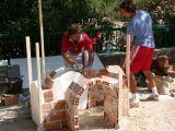 Pórtico de Féria 2006. Concurso de Albañilería 24