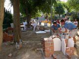 Pórtico de Féria 2006. Concurso de Albañilería 2