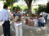 Pórtico de Féria 2006. Concurso de Albañilería 30