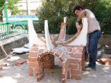 Pórtico de Féria 2006. Concurso de Albañilería 33