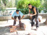 Pórtico de Féria 2006. Concurso de Albañilería 34