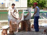 Pórtico de Féria 2006. Concurso de Albañilería 39