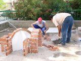 Pórtico de Féria 2006. Concurso de Albañilería 3