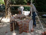 Pórtico de Féria 2006. Concurso de Albañilería 41