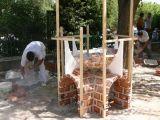 Pórtico de Féria 2006. Concurso de Albañilería 42