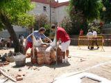 Pórtico de Féria 2006. Concurso de Albañilería 48
